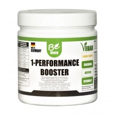 Be Green Pre-Workout Booster Lemon