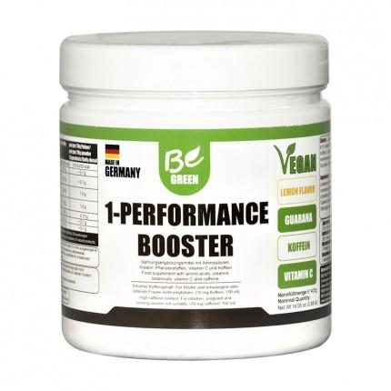 Be Green Pre-Workout Booster Lemon