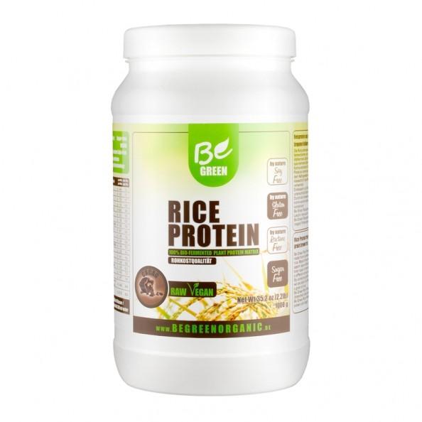 Be green prot ine de riz chocolat chez nu3 for Poudre de riz cuisine