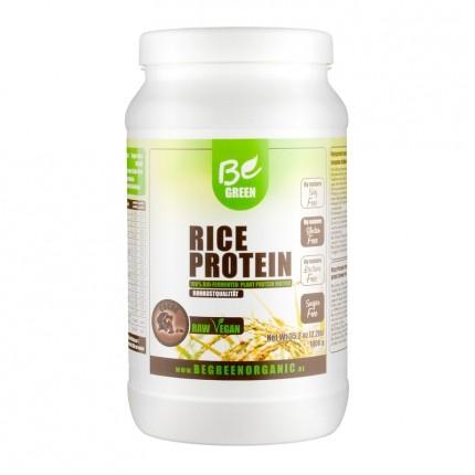 Be Green Reisprotein, Schokolade, Pulver