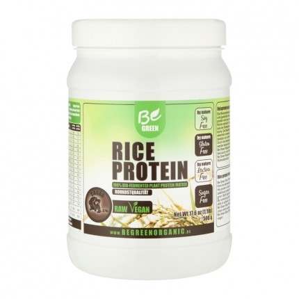 Be Green Rice Protein Chocolate