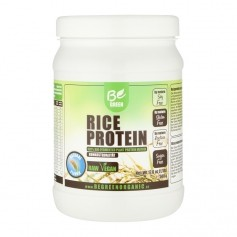 Be Green Rice Protein Natur