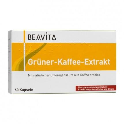 3 x BEAVITA Grüner-Kaffee-Extrakt, Kapseln