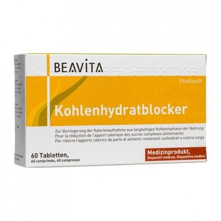 Beavita Kohlenhydratblocker 60 Tabletten