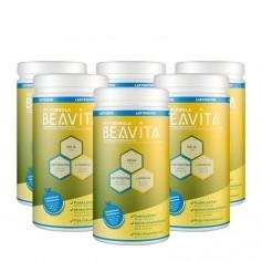 6 x BEAVITA Vitalkost laktoositon -jauhe