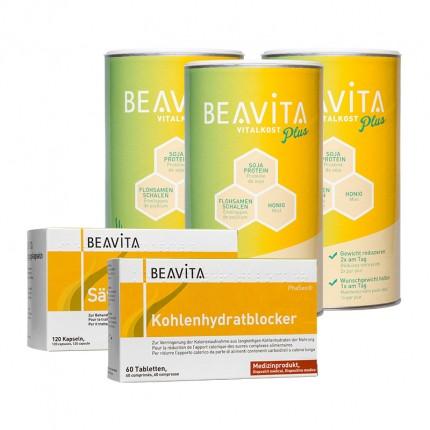 BEAVITA Pack Minceur Plus