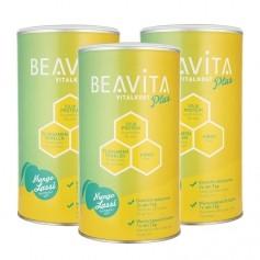 BEAVITA Vitalkost Plus, Mango Lassi, poudre