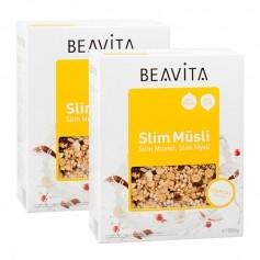 BEAVITA Slim Müsli Doppelpack