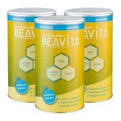 3 x BEAVITA Vitalkost laktosefrei, Pulver