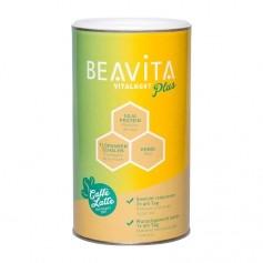 BEAVITA Vitalkost Plus, Caffè Latte, Pulver