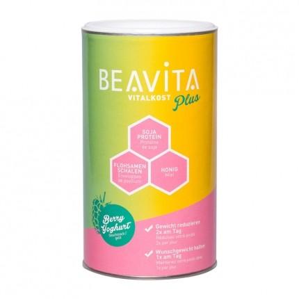 BEAVITA Vitalkost Plus, Berry Yoghurt, Pulver