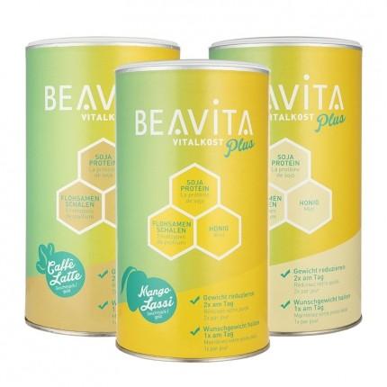 BEAVITA Vitalkost Plus, Mix, poudre