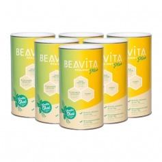 BEAVITA Vitalkost Plus, Vanilla Chai Offline, VPE 6er Pack