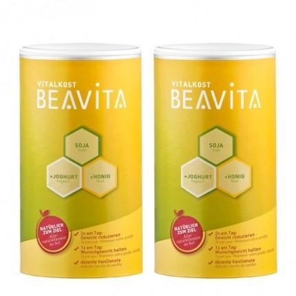 2 x BEAVITA Vitalkost