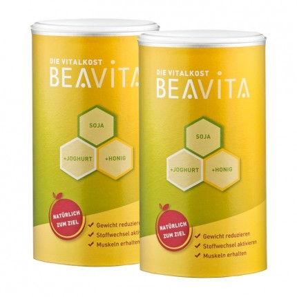 Beavita Vitalkost Powder Double Pack
