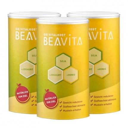 Beavita Vitalkost Powder Triple Pack