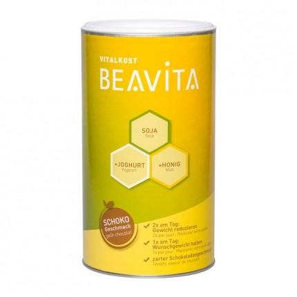 6 x BEAVITA Vitalkost, Schoko, Pulver