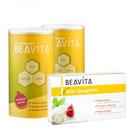BEAVITA Vitalkost Probierpaket mit Slim Spaghetti