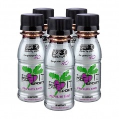 5x Beet IT Sport Stamina Organic Shot