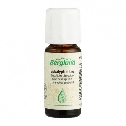 Bergland Eukalyptus, Ätherisches Öl