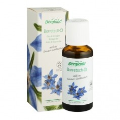 Bergland Borretsch-Öl