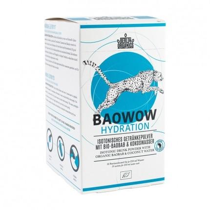 Berlin Organics Baowow Hydration, Pulver