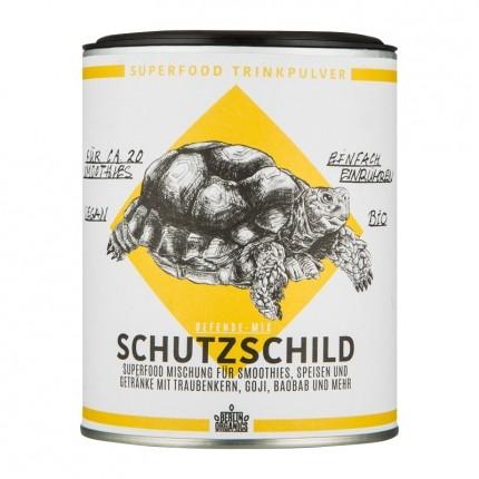 Berlin Organics Bio Superfood Trinkpulver Schut...