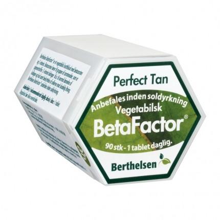 Berthelsen Beta Factor