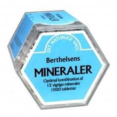 Berthelsen Mineraler 500 tabl.