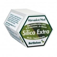 Berthelsen Silica Extra, 60 kapsler
