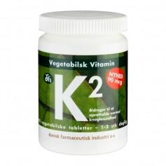 Berthelsen K2-vitamin 90 µg