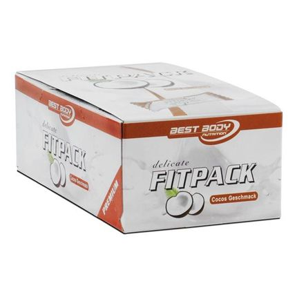 24 x Best Body Delicate Fitpack Cocos Riegel