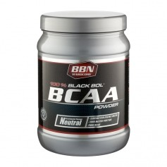 Best Body Nutrition Powder BCAA Black Bol Pulver
