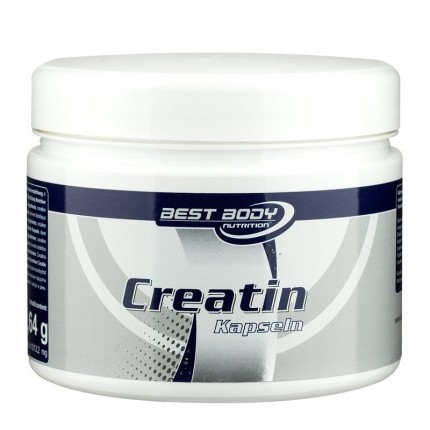 Best Body Nutrition Creatin, Kapseln