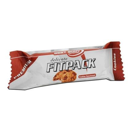 Best Body Delicate Fitpack Cookies Riegel