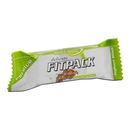 6 x Best Body Delicate Fitpack Joghurt-Müsli Riegel