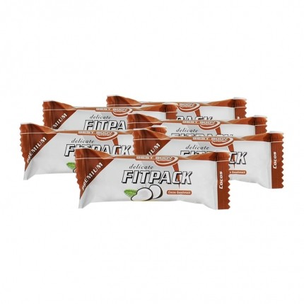 6 x Best Body Delicate Fitpack Cocos Riegel