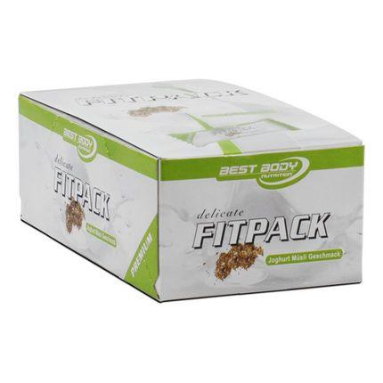 24 x Best Body Delicate Fitpack Joghurt-Müsli Riegel