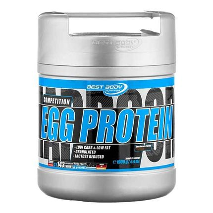 Best Body Nutrition Hardcore Protein 100% Egg Pulver Schoko