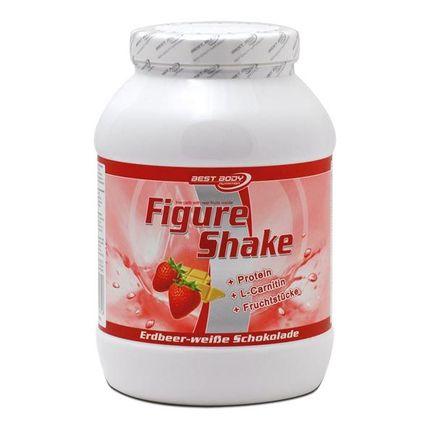 Figure Shake, Erdbeere-Schokolade, Pulver (750 g)