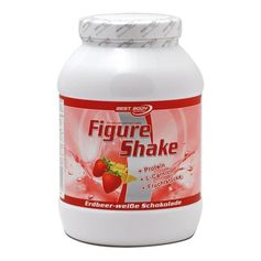 Best Body Nutrition Figure Shake Erdbeer-Schoko, Pulver