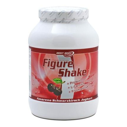 Best Body Nutrition Figure Shake Kirsche, Pulver