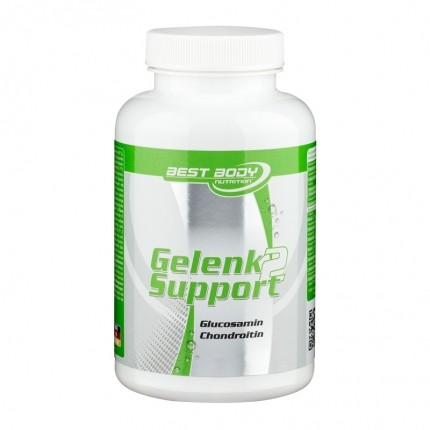 3 x Best Body Nutrition Gelenk Support 2, Kapseln