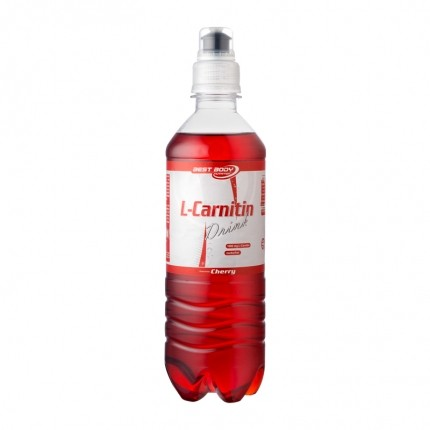 10 x Best Body Nutrition L-Carnitin Drink Cherry