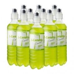 10 x Best Body Nutrition L-Carnitin Drink Lemon Lime