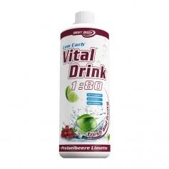 Best Body Nutrition Low Carb Vital Drink, Preiselbeere-Limette
