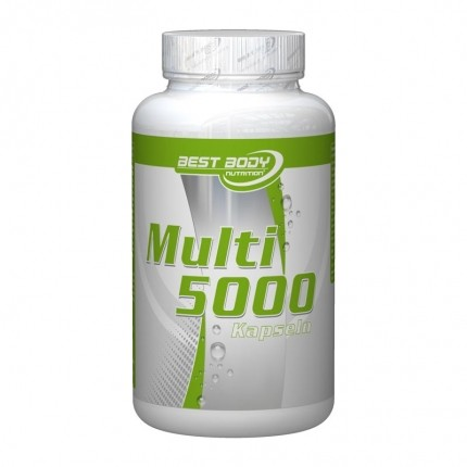 Best Body Nutrition Multi 5000 (100 Kapseln)