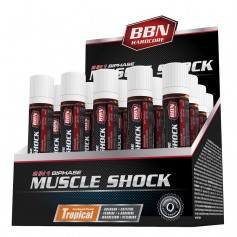 Best Body Nutrition, Muscle Shock 2 en 1, fioles