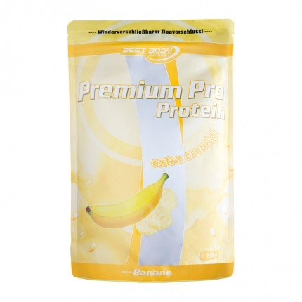 Best Body Nutrition Premium Pro Banane, Pulver