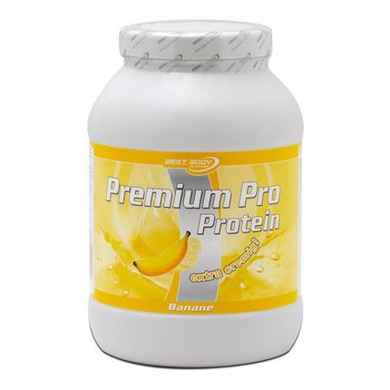 Best Body Nutrition Premium Pro Banan, pulver